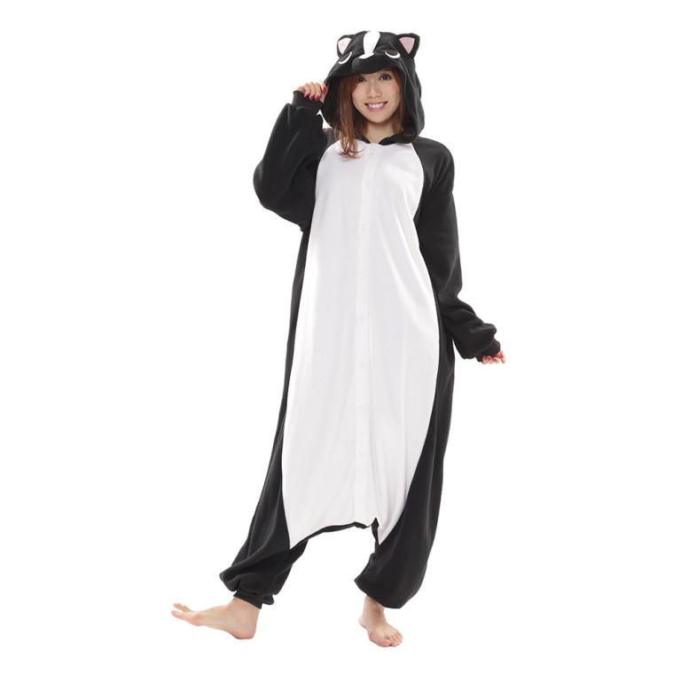 Skunk Kigurumi